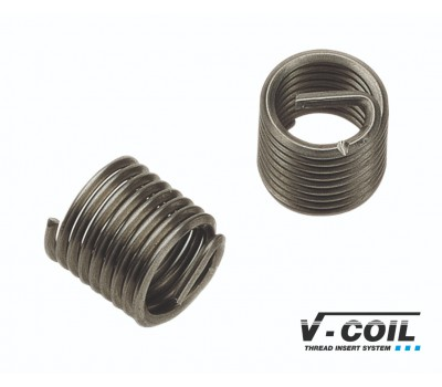 Вставка UNC № 5х40-3,0D V-coil (08602) VOLKEL